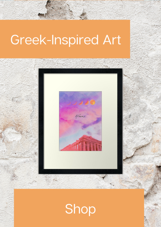 greek artwork