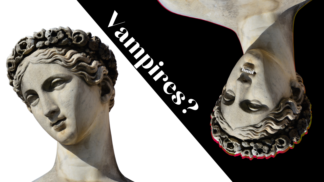 ancient greek vampires