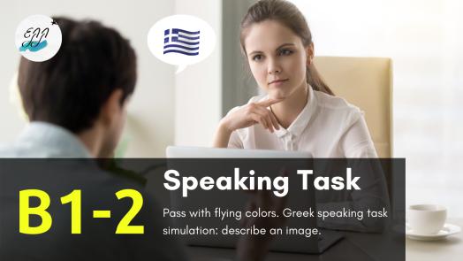 speaking task for intermediate