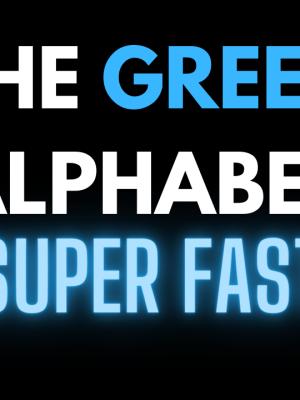 fast greek lessons